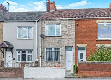 Thumbnail 2 bed terraced house for sale in Lordens Hill, Dinnington, Sheffield