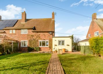 Thumbnail 3 bed semi-detached house for sale in Cold Norton Cottages, Stone, Staffordshire