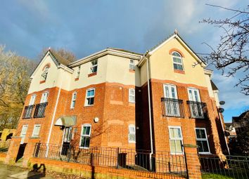 Thumbnail 2 bed flat to rent in Parrs Wood Road, Didsbury, Manchester