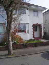 Thumbnail 3 bed semi-detached house to rent in Woodford Avenue, Plympton, Plymouth