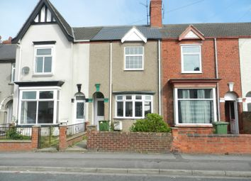 Thumbnail 3 bed terraced house to rent in Suggitts Lane, Cleethorpes