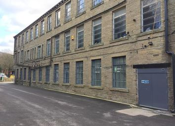 Thumbnail Light industrial to let in Second Floor, Spring Vale Works, Elland Road, Brookfoot, Brighouse, W Yorkshire