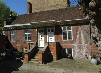 Thumbnail 1 bed terraced house for sale in Trinity Green, Mile End Road, London
