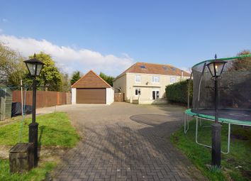 Thumbnail 4 bed semi-detached house for sale in Badminton Road, Frampton Cotterell, Bristol