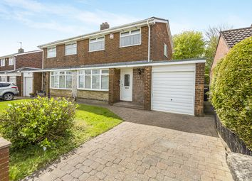 Thumbnail 3 bed semi-detached house to rent in Ladywell Road, Consett