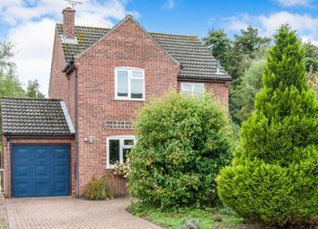 Thumbnail 3 bed detached house for sale in Adeane Meadow, Mundford, Thetford