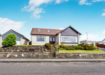 Thumbnail 4 bedroom detached bungalow for sale in High Road, Stevenston