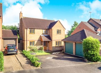 Thumbnail 4 bedroom detached house for sale in Northacre Road, Oakwood, Derby