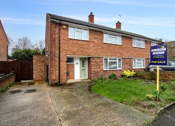 Thumbnail 4 bed semi-detached house for sale in Ellenborough Road, Sidcup, Kent