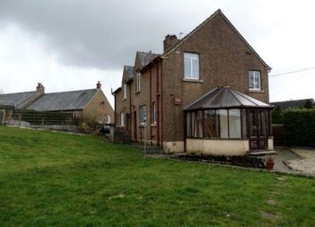 Thumbnail 3 bed semi-detached house to rent in Parkgate, Dumfries