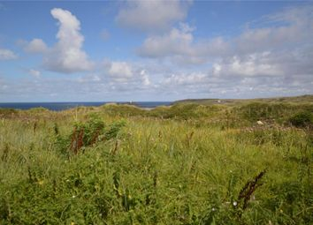 Thumbnail 3 bed detached bungalow for sale in Gwithian Towans, Gwithian, Hayle, Cornwall