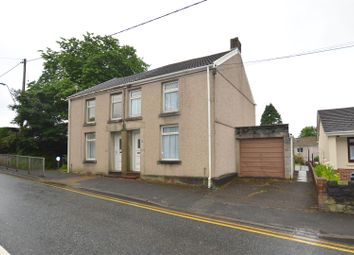 Thumbnail 3 bedroom semi-detached house for sale in Colby Road, Burry Port, Llanelli