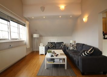 Thumbnail 2 bed flat to rent in The Avenue, Chiswick, London.