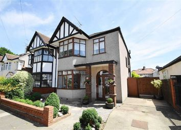 Thumbnail 4 bed semi-detached house for sale in Cheltenham Drive, Leigh-On-Sea, Essex