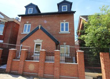 Thumbnail 4 bedroom detached house for sale in Bursledon Road, Southampton
