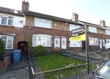 Thumbnail 2 bedroom property to rent in Pretoria Road, Walton, Liverpool