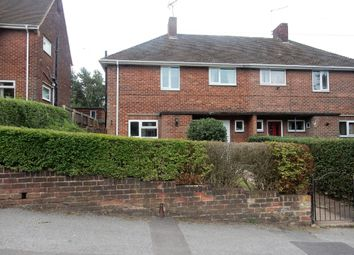 Thumbnail 3 bedroom semi-detached house for sale in Rufford Street, Worksop
