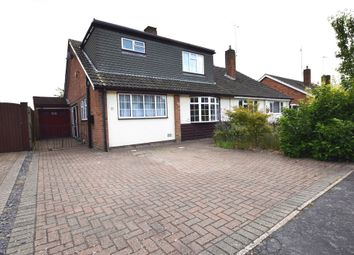 Thumbnail 3 bed property for sale in Hazel Road, Mytchett, Camberley, Surrey