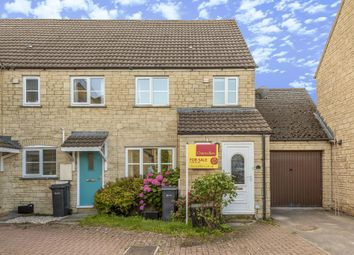 Thumbnail 3 bed semi-detached house for sale in Lechlade, Oxfordshire