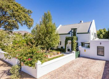Thumbnail 4 bed detached house for sale in 12 Uitkyk St, Franschhoek, 7690, South Africa
