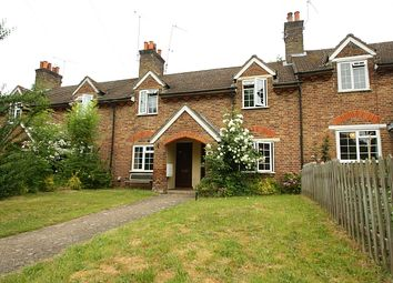 Thumbnail 2 bed terraced house to rent in Wellington Terrace, Victoria Road, Knaphill, Woking