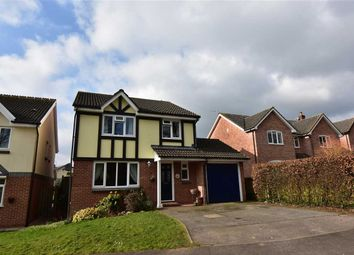 Thumbnail 4 bed detached house for sale in The Myrtles, Tutshill, Chepstow