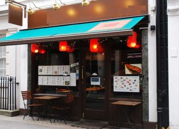 Thumbnail Restaurant/cafe to let in Lower John Street, Soho