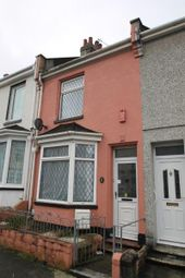 Thumbnail 2 bed terraced house to rent in Victory Street, Plymouth