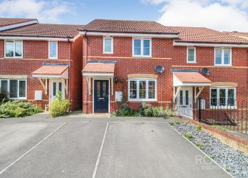 Thumbnail 3 bed semi-detached house for sale in Florence Gardens, Henwick, Thatcham
