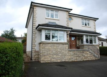 Thumbnail 4 bed detached house for sale in Coatbridge Road, Glenmavis, Airdrie