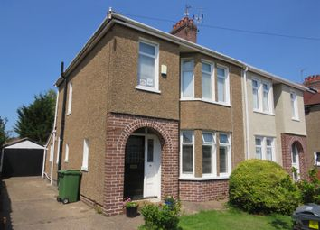 3 bed semi-detached house for sale in Heol Y Gors, Whitchurch, Cardiff CF14