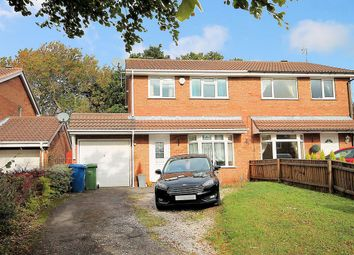 Thumbnail 3 bed semi-detached house for sale in Loughshaw, Wilnecote, Tamworth