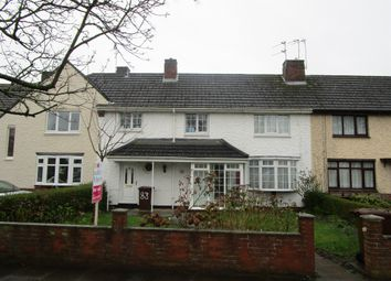 Thumbnail 3 bed terraced house for sale in Hemswell Avenue, Lincoln