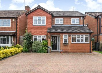 Thumbnail 4 bedroom detached house for sale in Earlsfield, Holyport, Berkshire