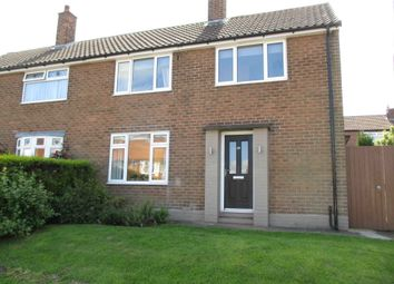 Thumbnail 3 bed semi-detached house to rent in St. Wilfrids Road, Standish, Wigan, Manchester, Greater Manchester