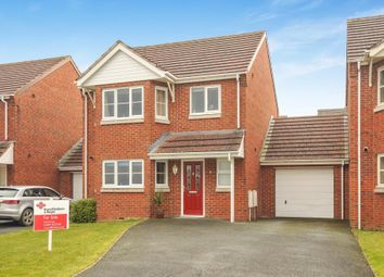 Thumbnail 3 bed link-detached house for sale in Clywedog Drive, Tremont Park, Llandrindod Wells