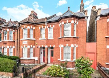 Thumbnail 3 bed terraced house for sale in Silver Crescent, Chiswick, London