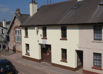 Thumbnail Commercial property for sale in East Street, Newton Abbot
