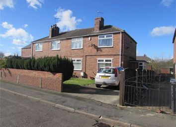 Thumbnail 3 bed semi-detached house for sale in Halifax Avenue, Conisbrough, Doncaster