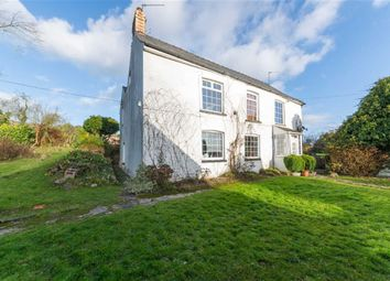 Thumbnail 4 bed detached house for sale in Llanvaches, Llanvaches Caldicot, Monmouthshire