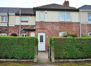 Thumbnail 3 bedroom terraced house for sale in Lime Tree Avenue, Doncaster