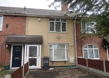Thumbnail 2 bedroom semi-detached house to rent in Rooker Avenue Parkfields, Wolverhampton