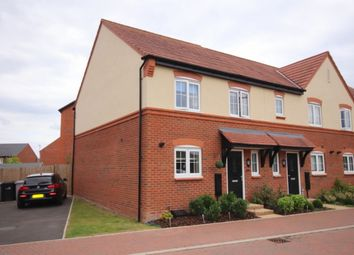 Thumbnail 4 bed semi-detached house for sale in Meadow Close, Edleston, Nantwich