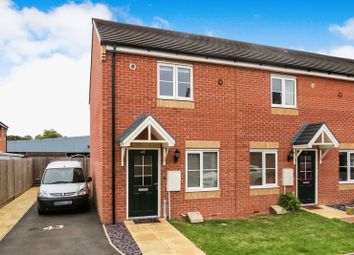 Thumbnail 2 bed semi-detached house for sale in Brooklands Way, Bourne