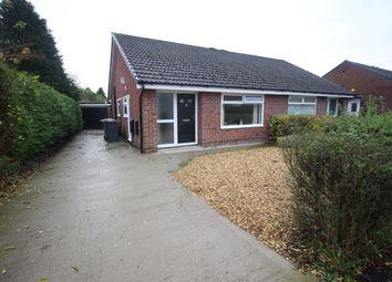 2 bed semi-detached bungalow for sale in Whitby Avenue, Ingol, Preston PR2