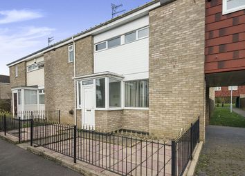 Thumbnail 2 bed terraced house to rent in Sandford Close, Bransholme, Hull