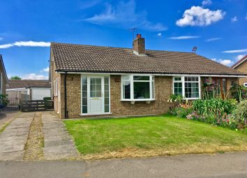 Thumbnail 2 bed semi-detached bungalow to rent in Dowber Way, Thirsk