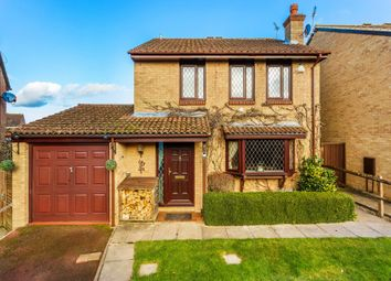 Thumbnail 4 bedroom detached house for sale in Charrington Way, Broadbridge Heath, Horsham