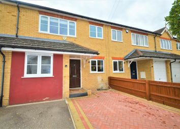 Thumbnail 3 bed terraced house to rent in Avenue Road, Woodford Green
