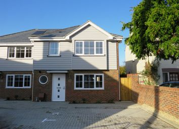 Thumbnail 3 bed property for sale in Fairfield Road, Burgess Hill
